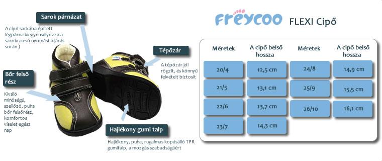 Freycoo flexi
