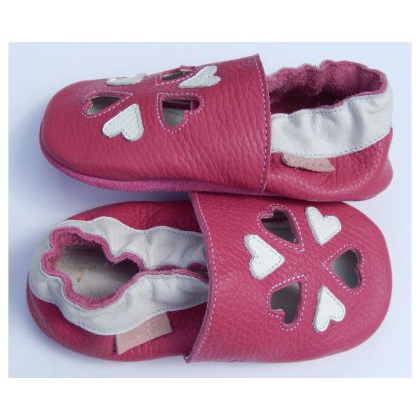 Nyári szívecskés pink