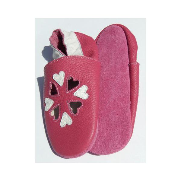 Nyári szívecskés pink XXL