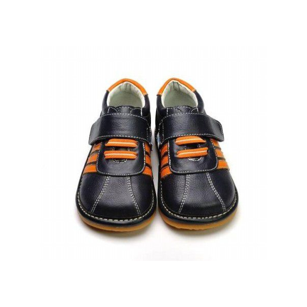 Peti navy-orange